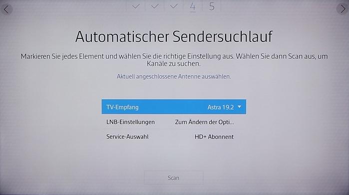 Samsung UE50JU6850 Screenshot 5