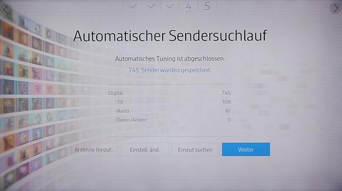 Samsung UE50JU6850 Screenshot 6