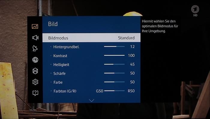 Samsung UE50JU6850 Screenshot 8