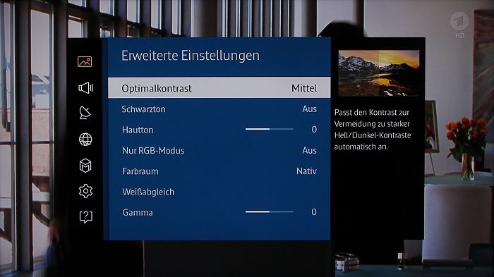 Samsung UE50JU6850 Screenshot 9