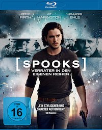 Spooks - Verraeter in den eigenen Reihen Blu-ray Disc