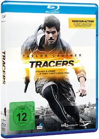 Tracers Blu-ray Disc