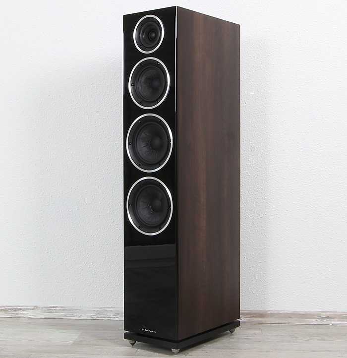 Wharfedale Diamond 240 Front Seitlich2