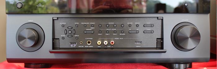 Yamaha RX-A3050 Front
