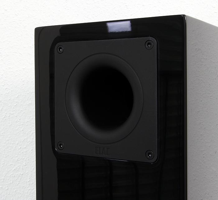 Elac FS 247.3 Bassreflexrohr