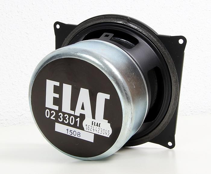 Elac FS 247.3 Tiefmitteltoener ausgebaut2