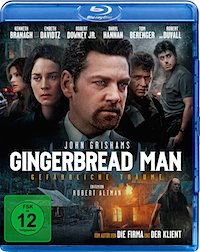 Gingerbread Man Blu-ray Disc