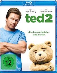 Ted 2 Blu-ray Disc