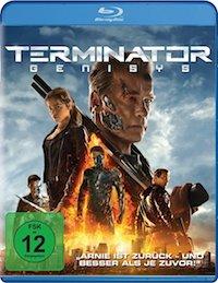 Terminator Genisys Blu-ray Disc