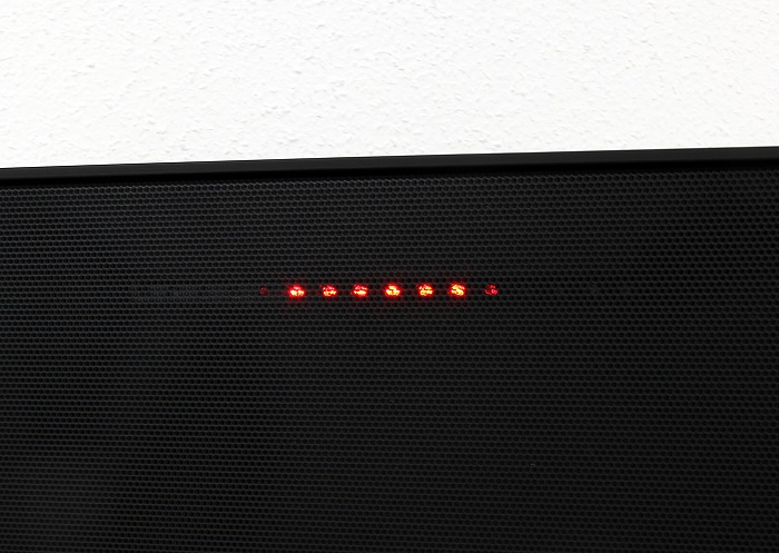 Teufel Boomster XL LED Front