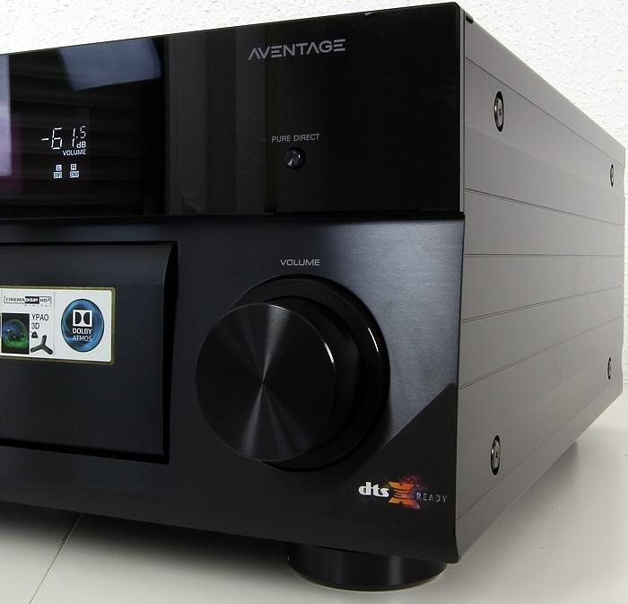 Yamaha CX-A5100 Bedienelemente Front1