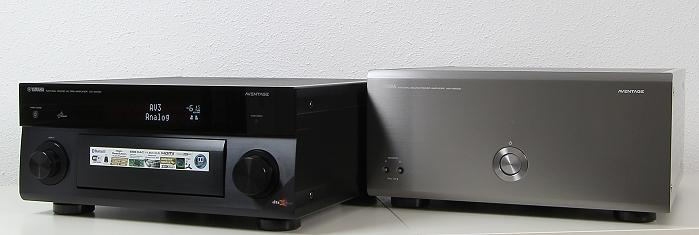 Yamaha CX-A5100 MX-A5000 Gruppenbild2