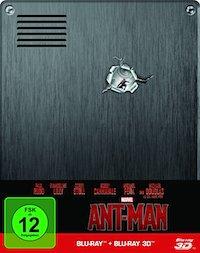 Ant-Man Blu-ray 3D
