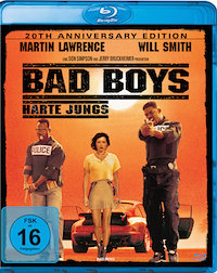 Bad Boys - 20th Anniversary Edition Blu-ray Disc