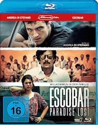 Escobar - Paradise Lost Blu-ray Disc
