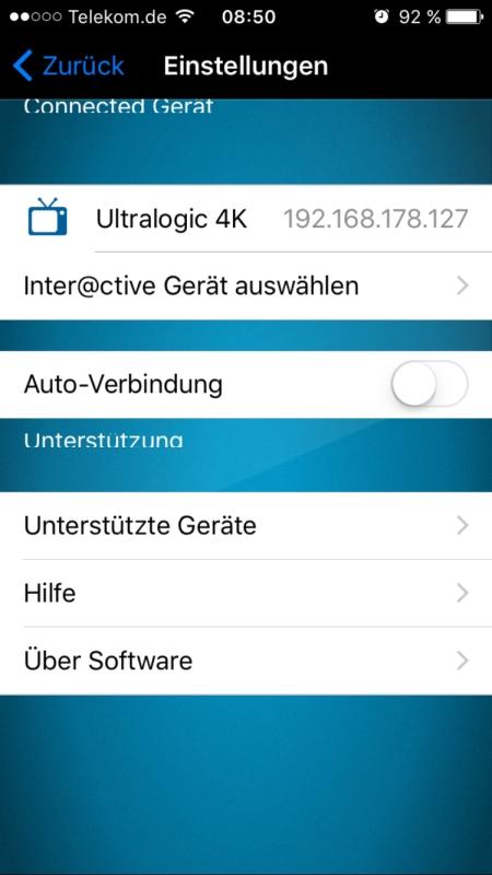 Grundig Smart Remote 12