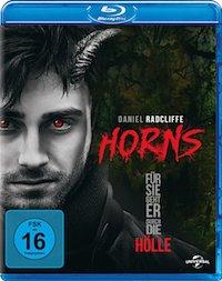 Horns Blu-ray Disc