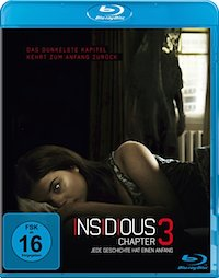 Insidious - Chapter 3 Blu-ray Disc