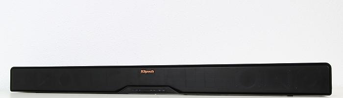 Klipsch R-4B Soundbar Front Seitlich1