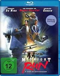 Midnight Run Blu-ray Disc