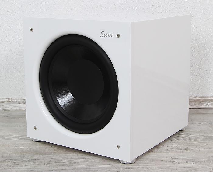 Saxx deepSound Surround DS12 Front Seitlich4