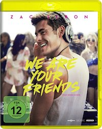 We Are Your Friends Blu-ray Disc