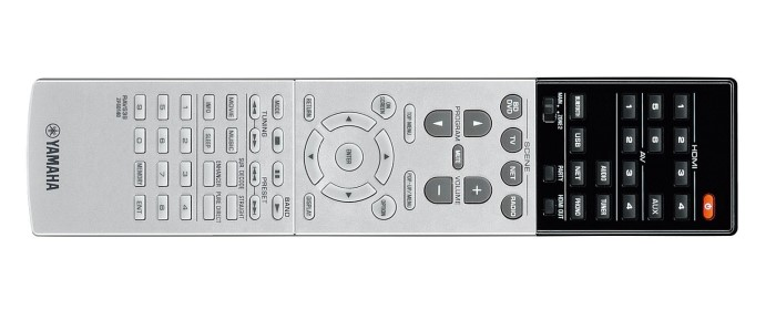 Yamaha RX-AS710D Remote