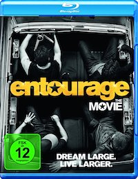 Entourage - The Movie Blu-ray Disc