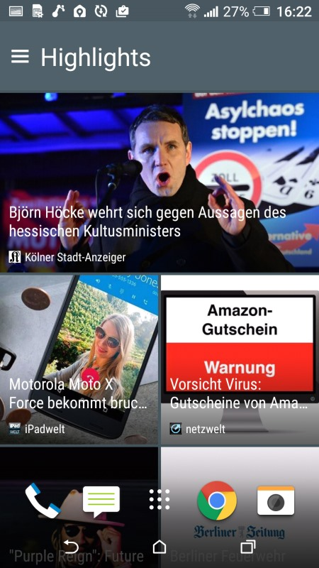 HTC One A9 News Republic