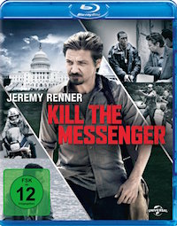 Kill the Messenger Blu-ray Disc