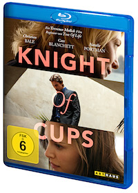 Knight of Cups Blu-ray Disc