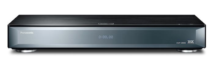 Panasonic Ultra HD-Blu-ray-Player DMP-UB900