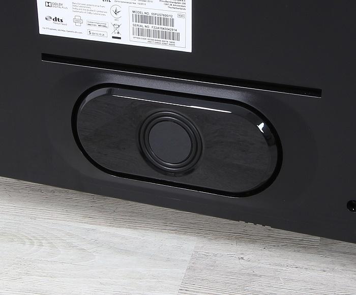 Philips 55PUS7600 Speaker