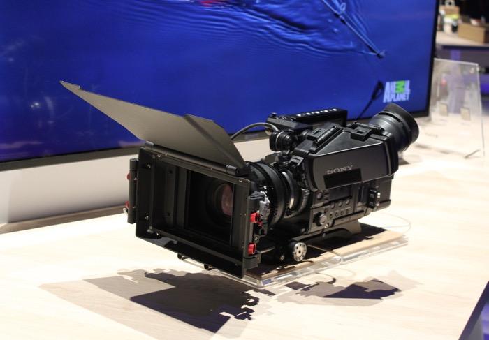 Sony 4K production