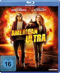 American Ultra Blu-ray Disc