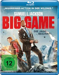 Big Game Blu-ray Disc