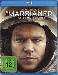 Der Marsianer Blu-ray Disc