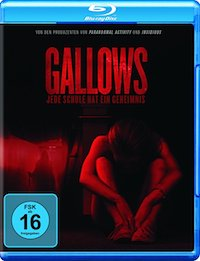 Gallows Blu-ray Disc