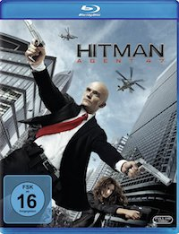 Hitman Agent 47 Blu-ray Disc