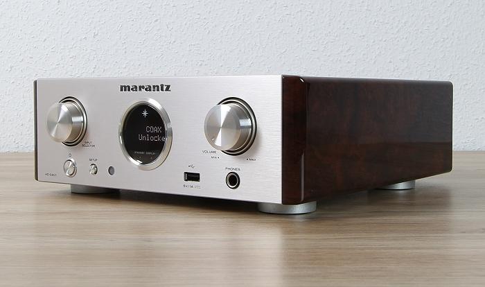 Marantz HD-DAC1 Front Seitlich3