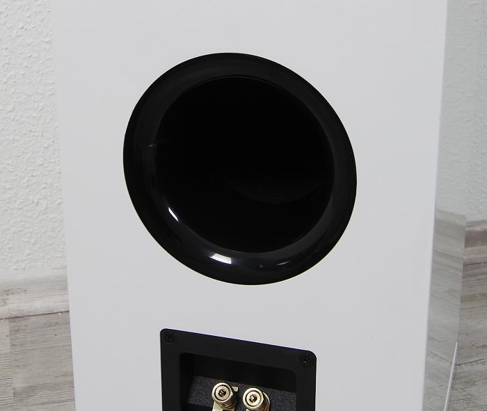 Saxx coolSOUND CX 90 Bassreflexrohr