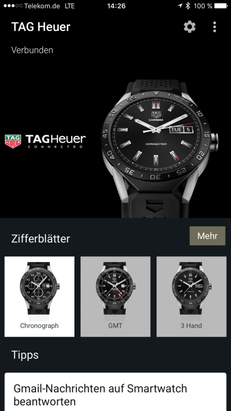 Tag Heuer App1