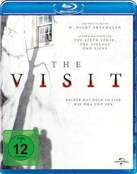 The Visit Blu-ray Disc