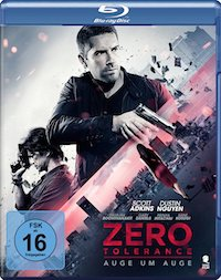 Zero Tolerance Blu-ray Disc