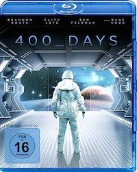 400 Days Blu-ray Disc