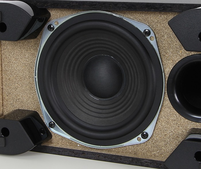 Panasonic SC-ALL70T Subwoofer Tieftoener
