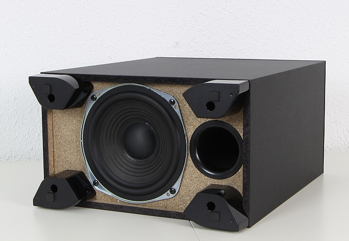 Panasonic SC-ALL70T Subwoofer Unterseite