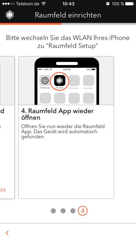 Raumfeld App 10
