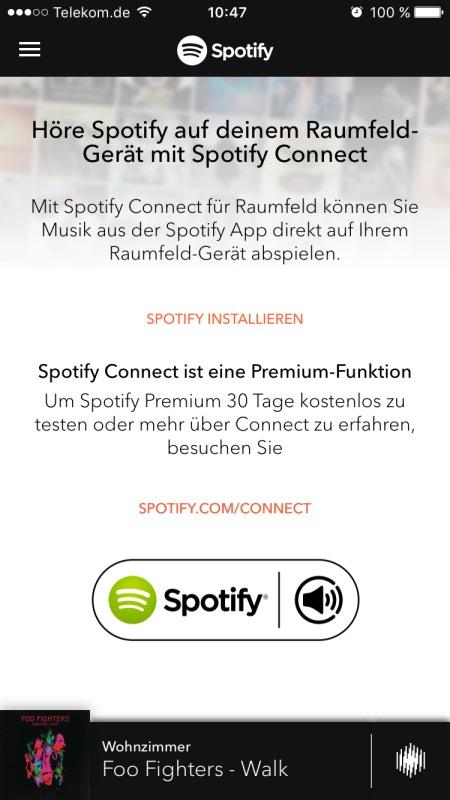 Raumfeld App 21