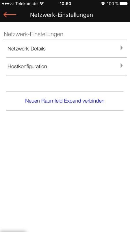 Raumfeld App 26